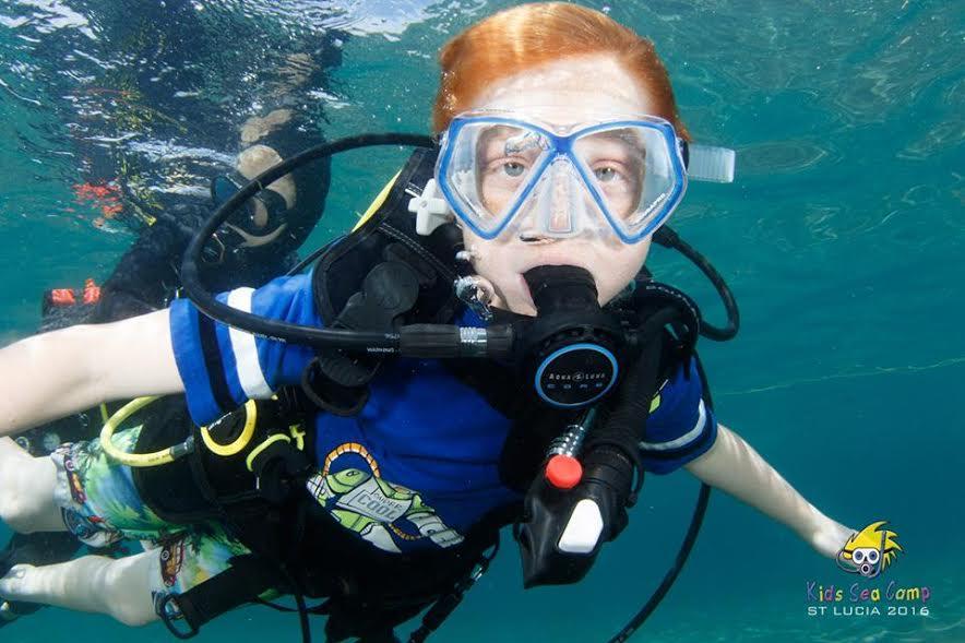 Dive Courses Scuba St Lucia Padi 5 Star Dive Resort